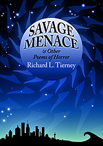 Savage Menace cover image)